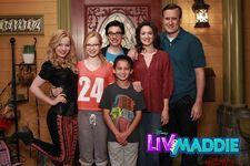 Liv and Maddie Rooney