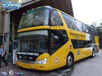 Liv and Maddie (Premium Point-To-Point Bus) DD-1