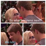 The Almost Kiss!