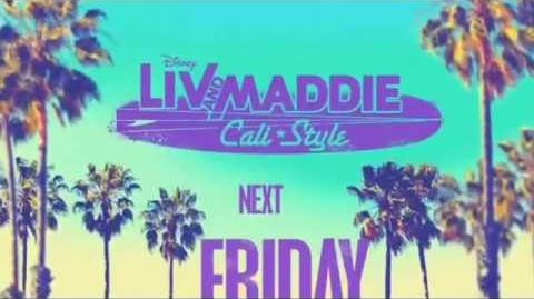 Liv & Maddie Cali Style - Linda & Heather a-Rooney - Promo -