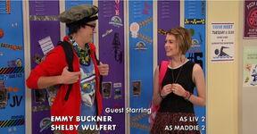 Samantha Spots Joey