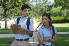 Piper Curda and Brandon Papo; Magazine Missionaries