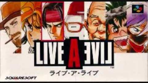 Live a Live- Versus!