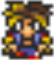 Akira sprite enlarged