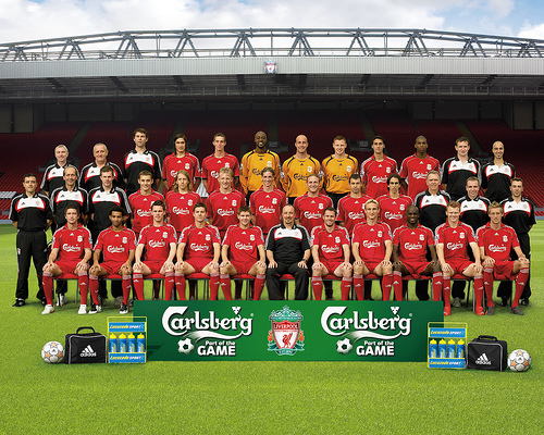 2007 08 Season Liverpool Fc Wiki Fandom Powered By Wikia