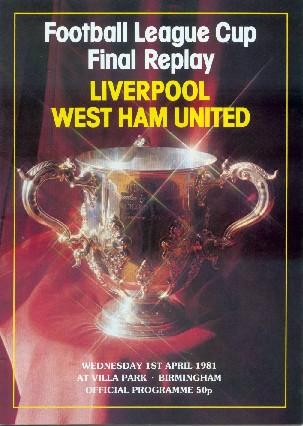 File:1981 League Cup final programme.jpg