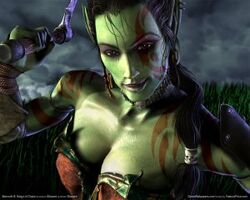 Orc-female