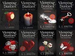 The Vampire Diaries series