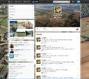 Pàgina Twitter de Llofriu