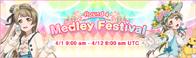 Medley Festival Round 4 EventBanner