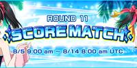 Score Match Round 11