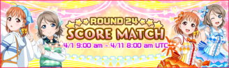 Score Match Round 24 EventBanner