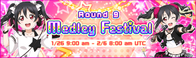 Medley Festival Round 9 EventBanner