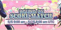 Score Match Round 25