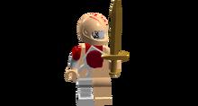 LEGO Zombie Labman