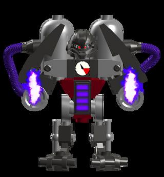 Cyborg Stormling fire trooper