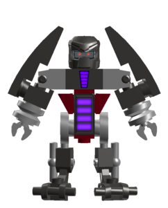 Cyborg Stormling trooper