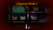 Nothing There Disposal Mode