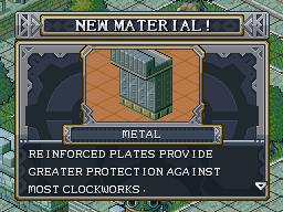 New material metal