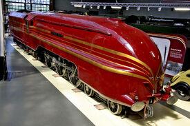 6229 DUCHESS OF HAMILTON National Railway Museum (3)