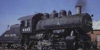 Union Pacific No. 4442
