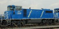 EMD GP15D