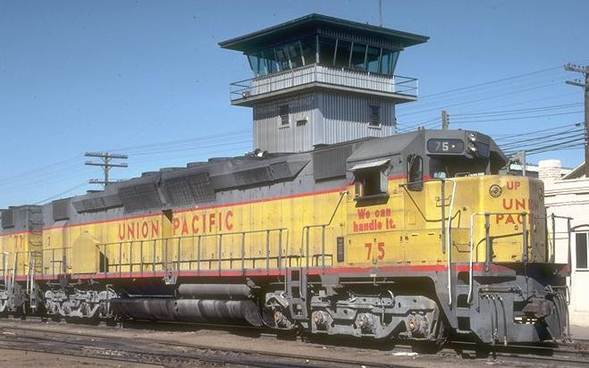 Electro Motive Diesel >> EMD DD35 | Locomotive Wiki | FANDOM powered by Wikia