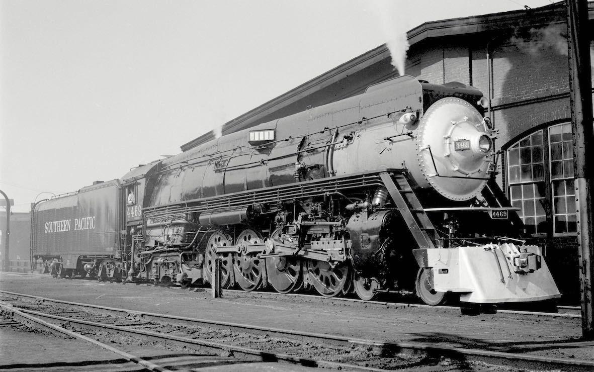Electro Motive Diesel >> Southern Pacific GS-6 | Locomotive Wiki | FANDOM powered by Wikia