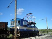 Electric loco Manitoba