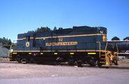 Maine Central 52 GP9 3