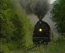 Steam engine No 4070