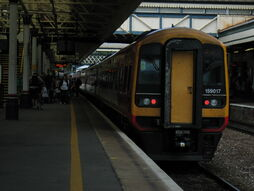End of class 158
