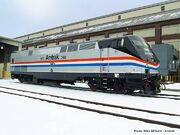 Amtrak Phase III