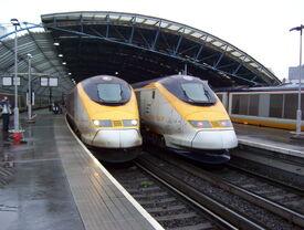 Eurostars at waterloo international