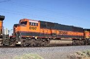 BNSF 8197