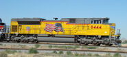 UP SD70ACe 8444