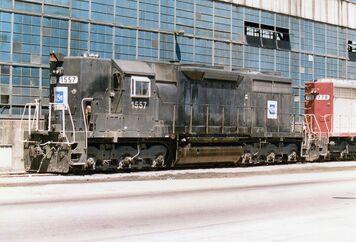 EMD SD35