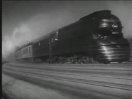 PRR K4s 3768 Great Flamarion 1945
