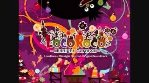 LocoRoco Midnight Carnival - Moinoi Moinoi