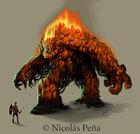 Fire Elemental 2