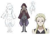 Death gazer character sheet