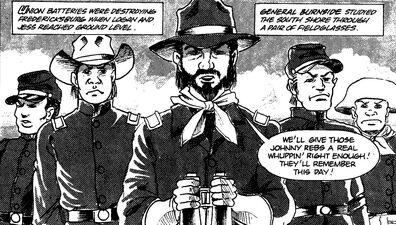 Civil War Androids comic