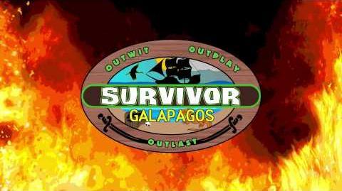 LoganWorm's Survivor Galapagos - Theme