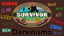 Darvinismo Tribe Flag