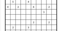 Checkered Fillomino