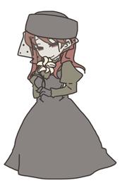 Sakurako mourn