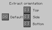 Extractor conf