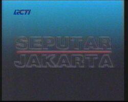 Seputar Jakarta 1989