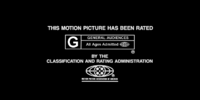 MPAA Ratings IDs