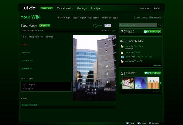 Archivo:Green Obsession Screenshot.jpg
